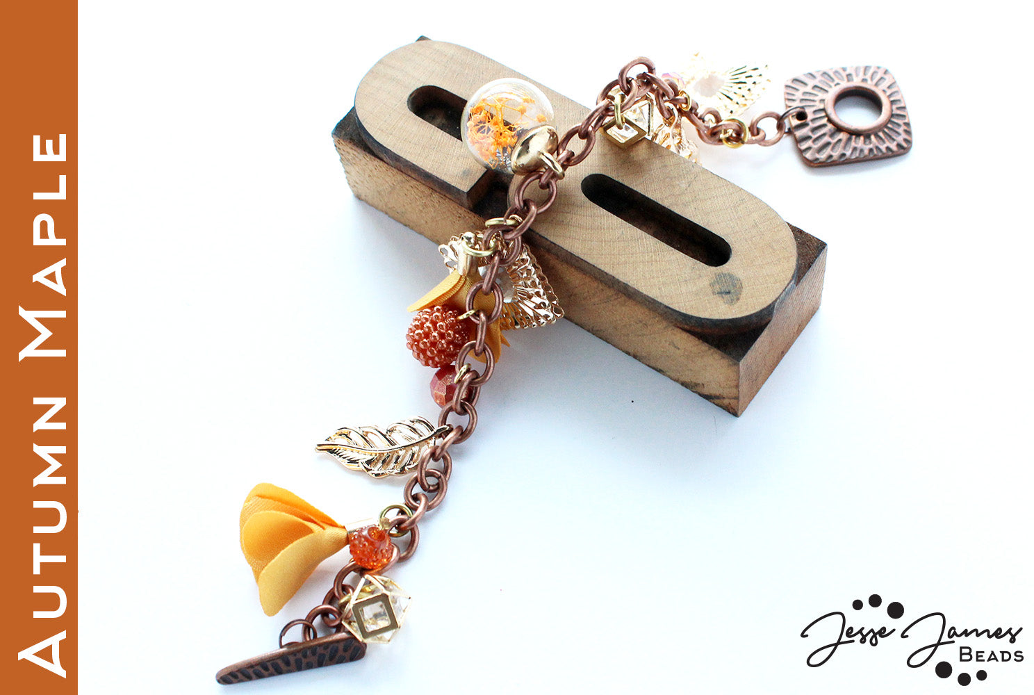 Autumn Jewelry Design Ideas