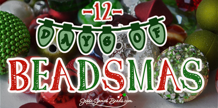 12 days of Beadsmas! Win bead gifts from Jesse James Beads