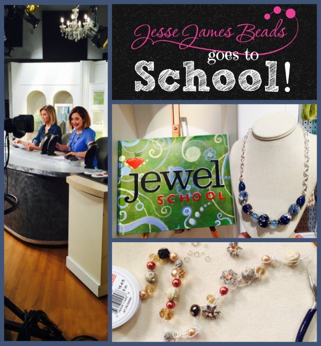 Jesse James Beads Goes to School