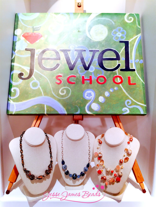 Jesse James Beads debut on Jewel School on JTV with Candie Cooper15