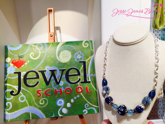 Jesse James Beads debut on Jewel School on JTV with Candie Cooper16