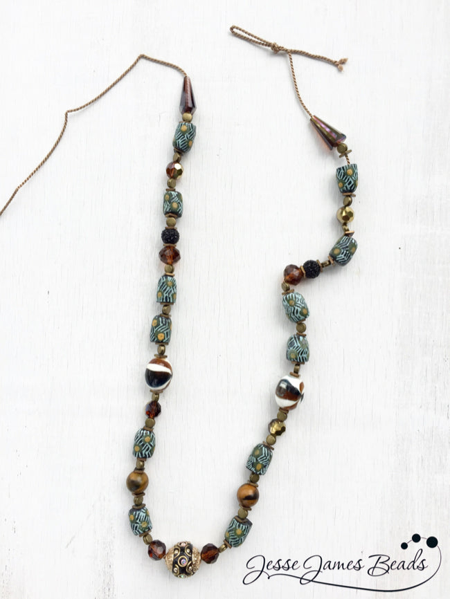 Knotted Trade Beads from Jesse James Beads11