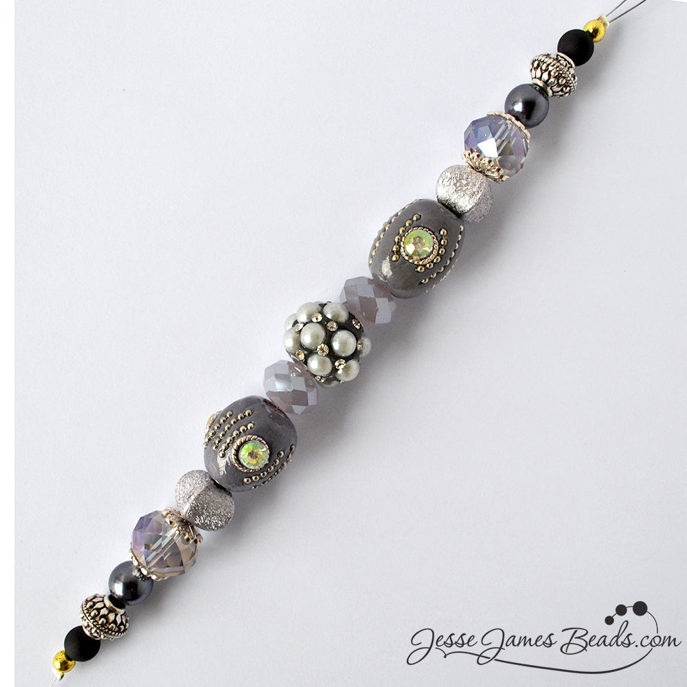 PANTONE-Boho-Strand-with-Pearl-Bead-Accents-from-Jesse-James-Beads