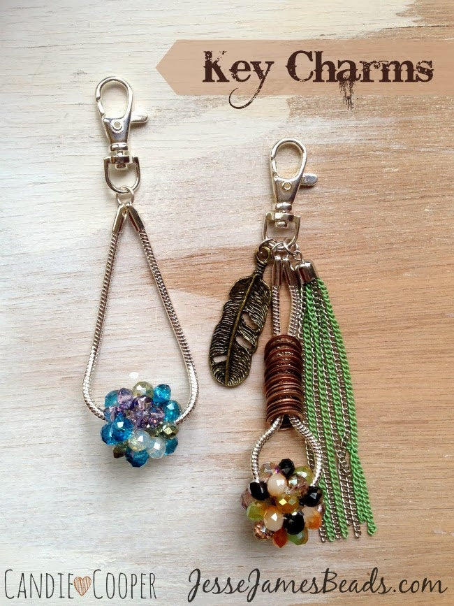 Tassel Take Over - How to Make Tassel Jewelry and Tassel Key FOBS