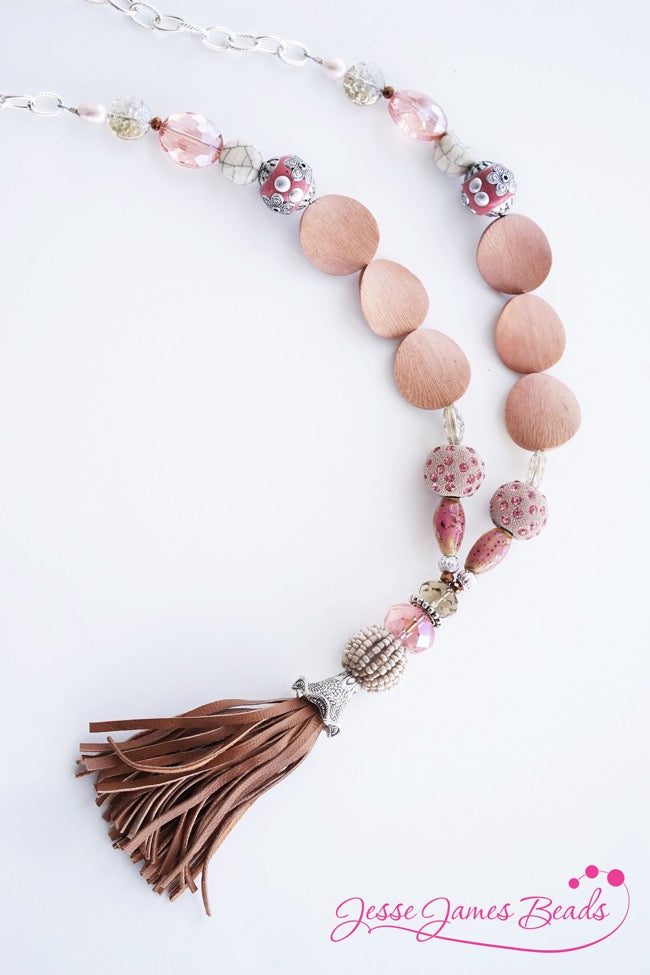 Tassel Takeover - How to Make Tassel Jewelry 1