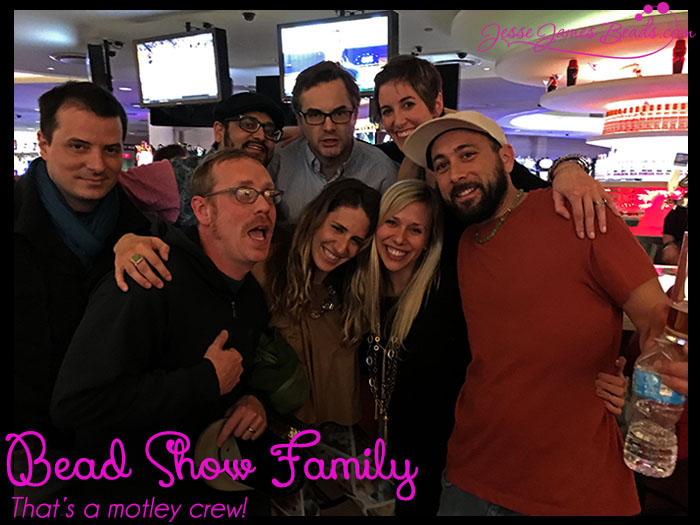 bead fest spring 2016 - bead show family love copy