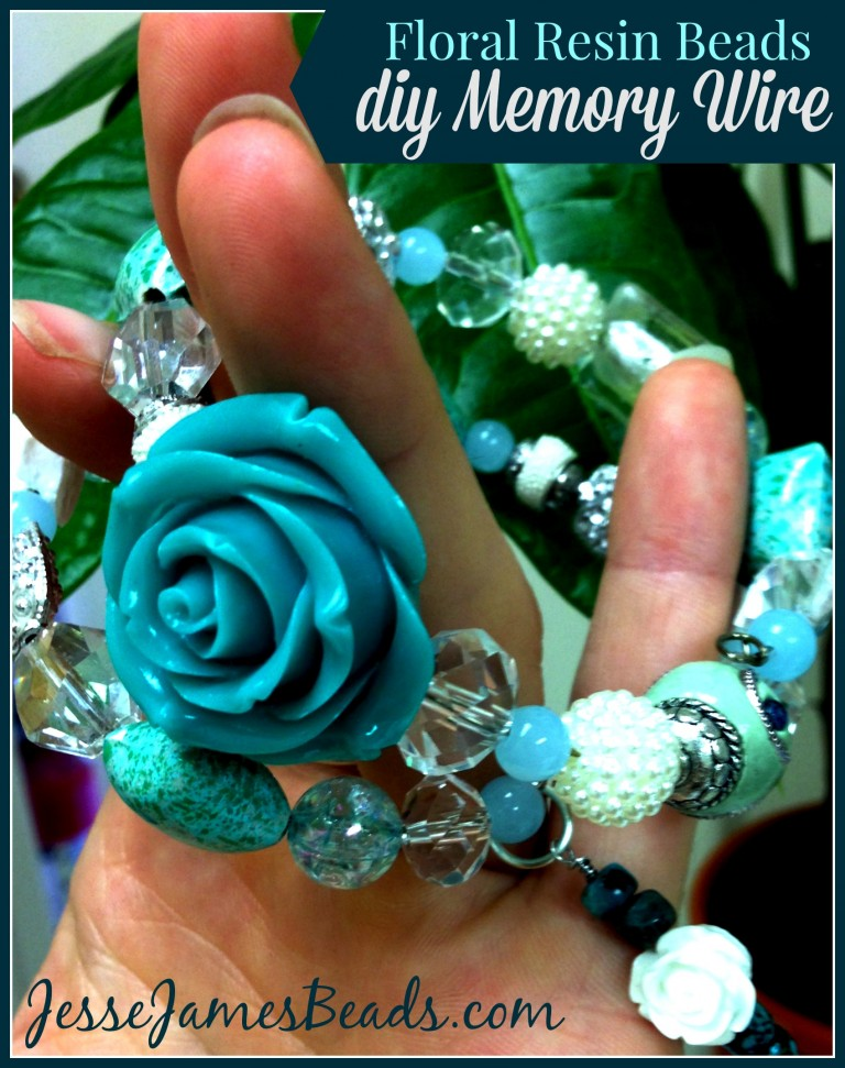 Make Mom a Handmade Bracelet this Mother's Day  - Memory Wire Bracelet Kits from Jesse James Beads