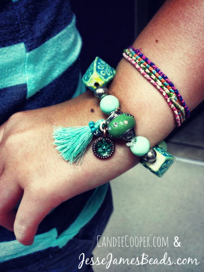Jewelry Making with teens
