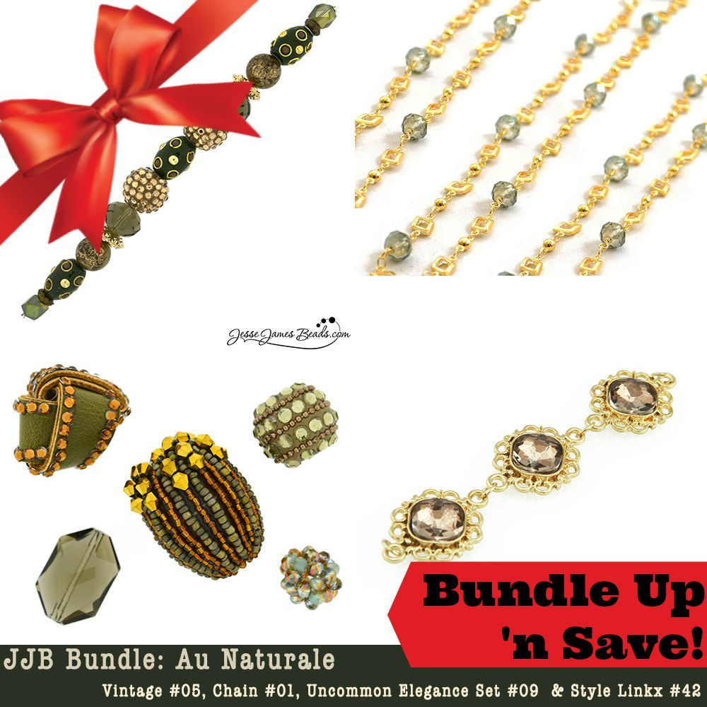 Bundle your beads and save. We're beading on a budget, y'all!