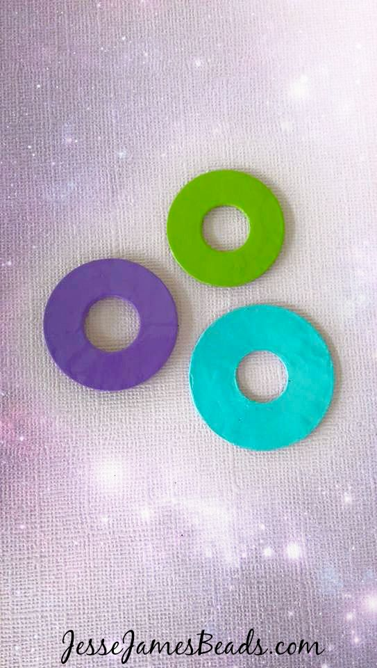 Easy Washer Necklace DIY