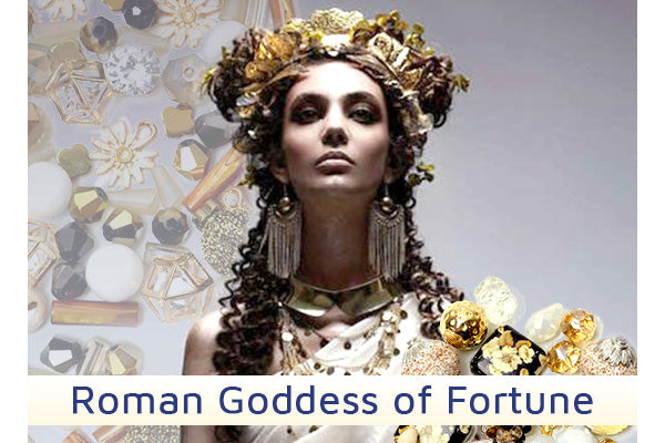 The Goddess Collection - Fortuna - Jesse James Beads