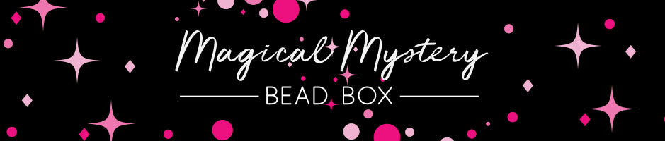 Magical Mystery Bead Box - Jesse James Beads - High Quality Subscription Bead Box