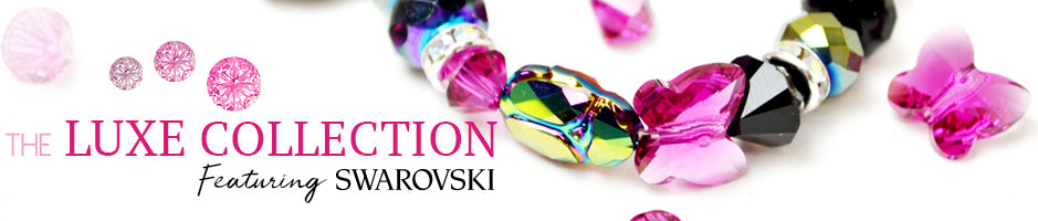 Jesse James Beads - Luxe Collection - Featuring Swarovski Crystals
