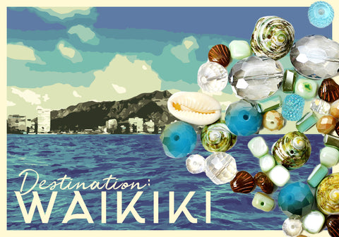 Jesse James Beads - Destination Hawaii - Waikiki