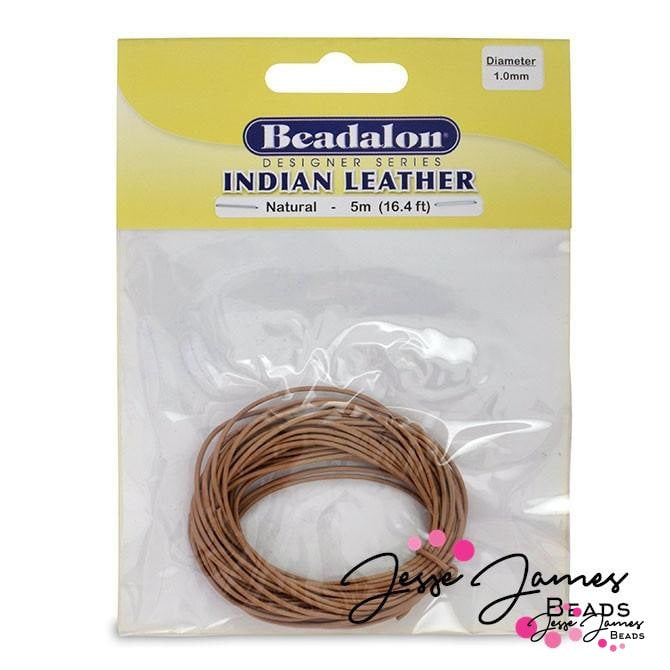 Beadalon Indian Leather 1mm