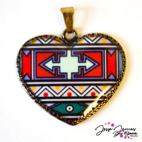 Pendant From Mexico With Love