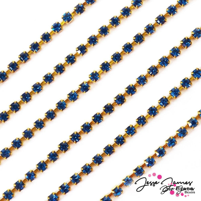 Lapis Blue Cup Chain