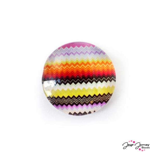 Neon Easter Egg Cabochon