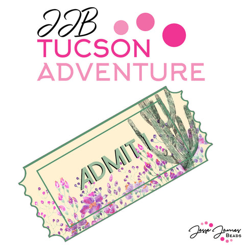 The JJB Tucson Adventure Ticket