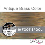 Antique Brass Color SoftFlex Wire