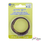 Artistic Wire 14 Gauge Burgundy