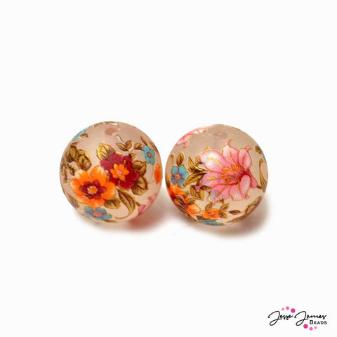 Autumn Lily Matte Japanese Tensha Beads