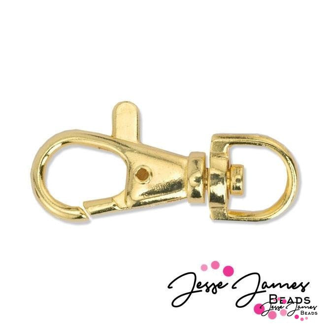 Key Chain Clip in Gold