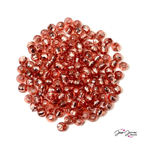 Bead Basics In Living Coral