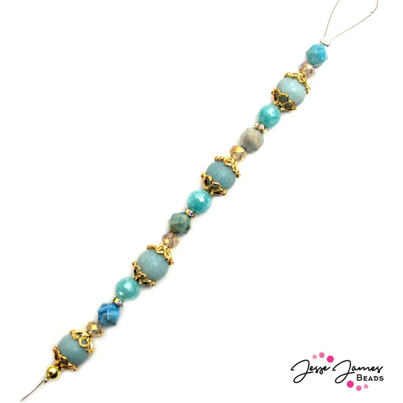 Bead Strand Ft. Dakota Stones in Beach Getaway