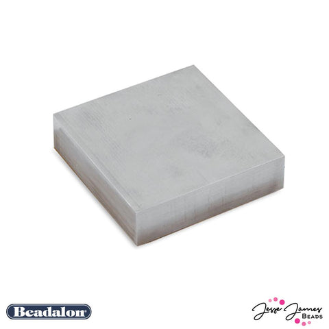 Beadalon Bench Block in 3 x 3 x 0.75 inch