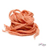Burnt Coral Fairy Silk Cord