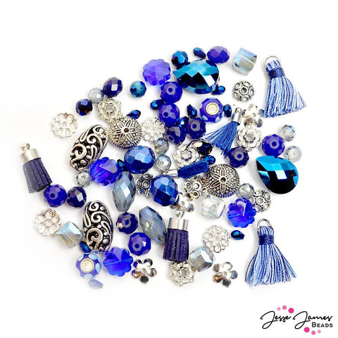 Bead Mix in Blueberry Pie Mini