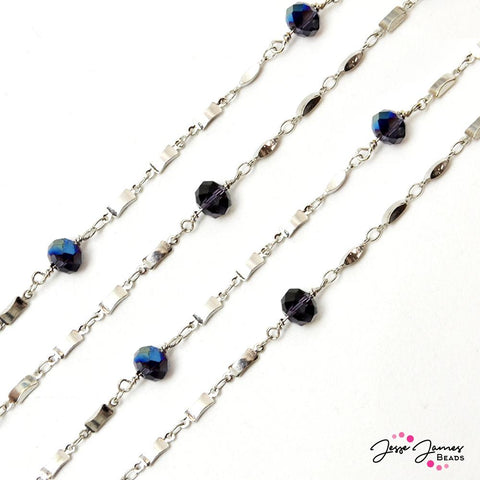 Beaded Chain in Date Night