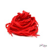 Fairy Silk Cord in Chili Pepper Red