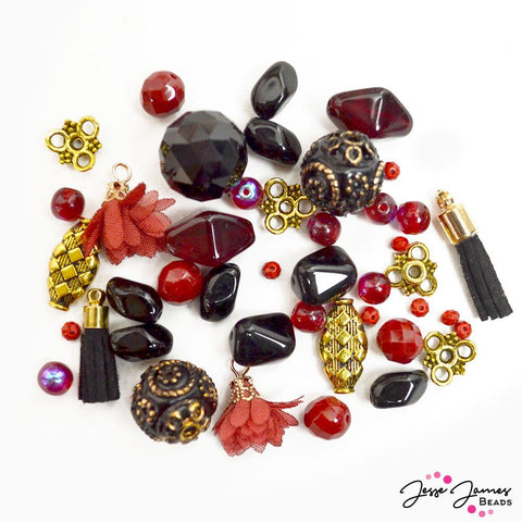 Color Envy Mini Mix in Red Queen