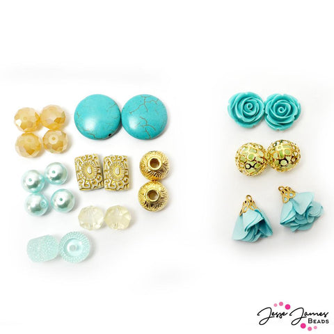 Designed By Me Inspiration Bead Mix in Pacifico