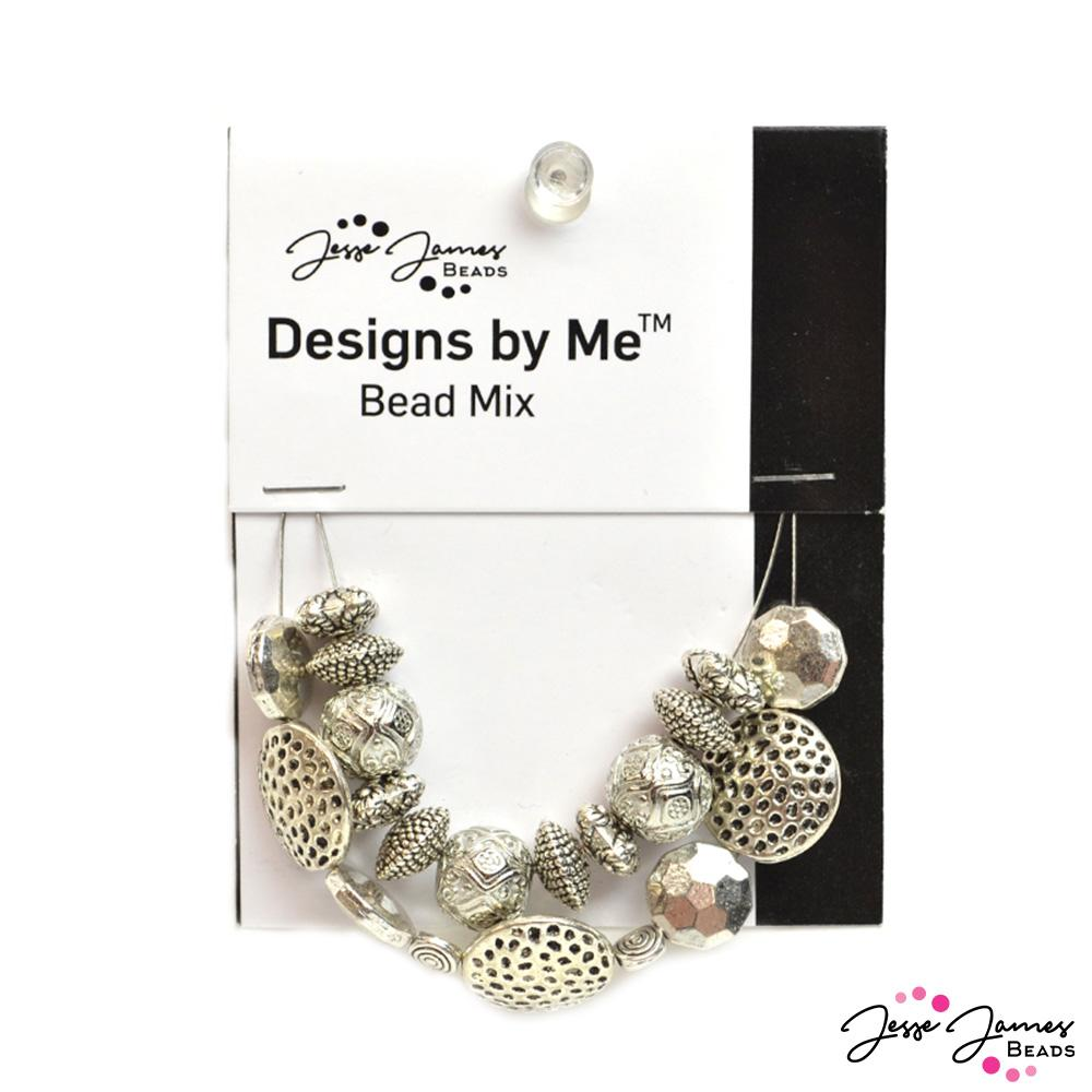 Designed By Me Metal Mix in Silver