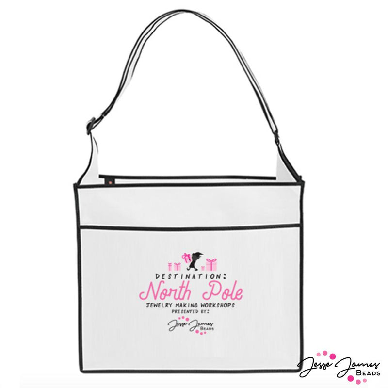 Destination: North Pole Tote Bag