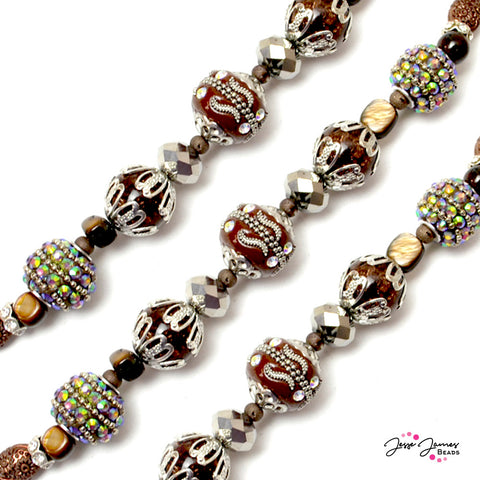 Stormy Weather Bead Strand Bundle