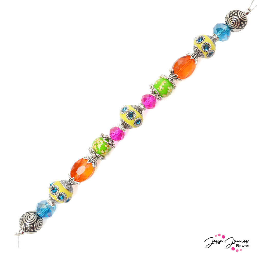 Fruity Pebbles Multicolored Petite Strand