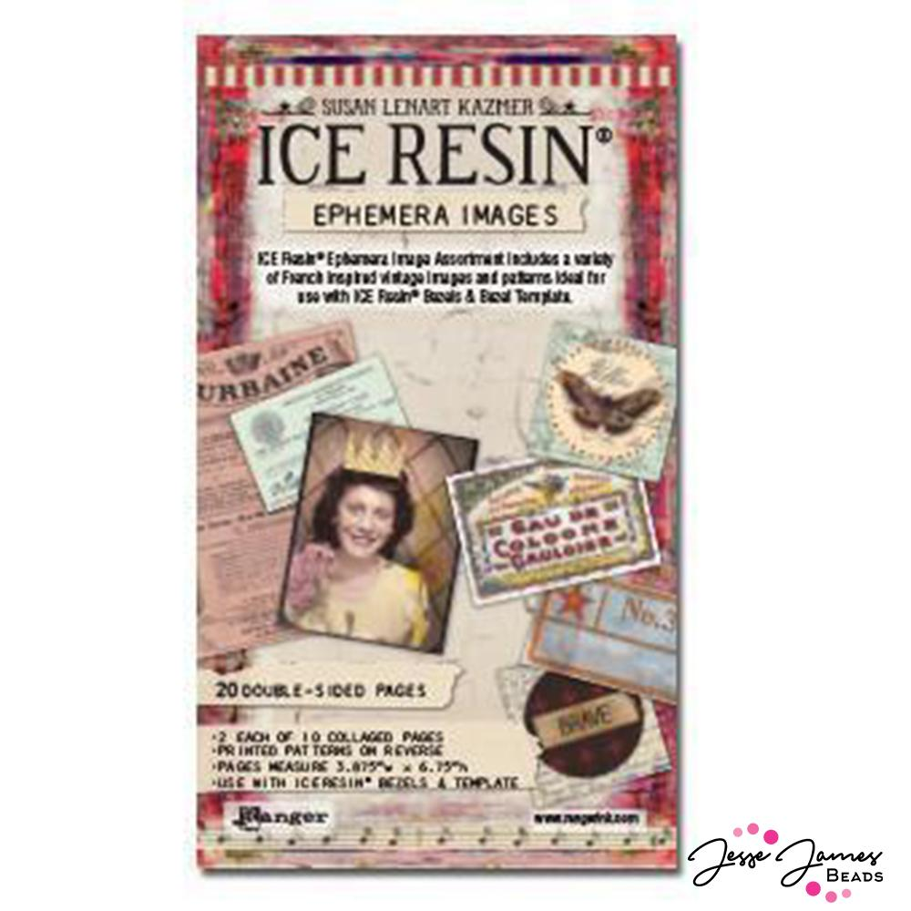 ICE Resin® Emboss Images Booklet