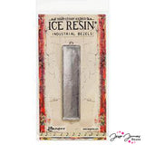 ICE Resin® Sterling Silver Large Rectangle Bezel