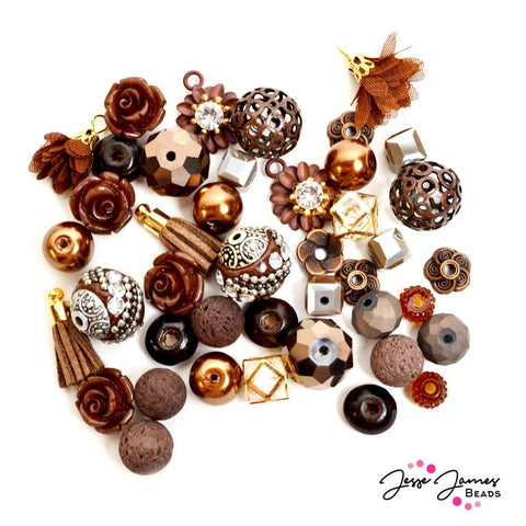 Bead Mix in Coffee House Special Design Elements