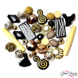 Bead Mix Goddess Oshun Inspiration