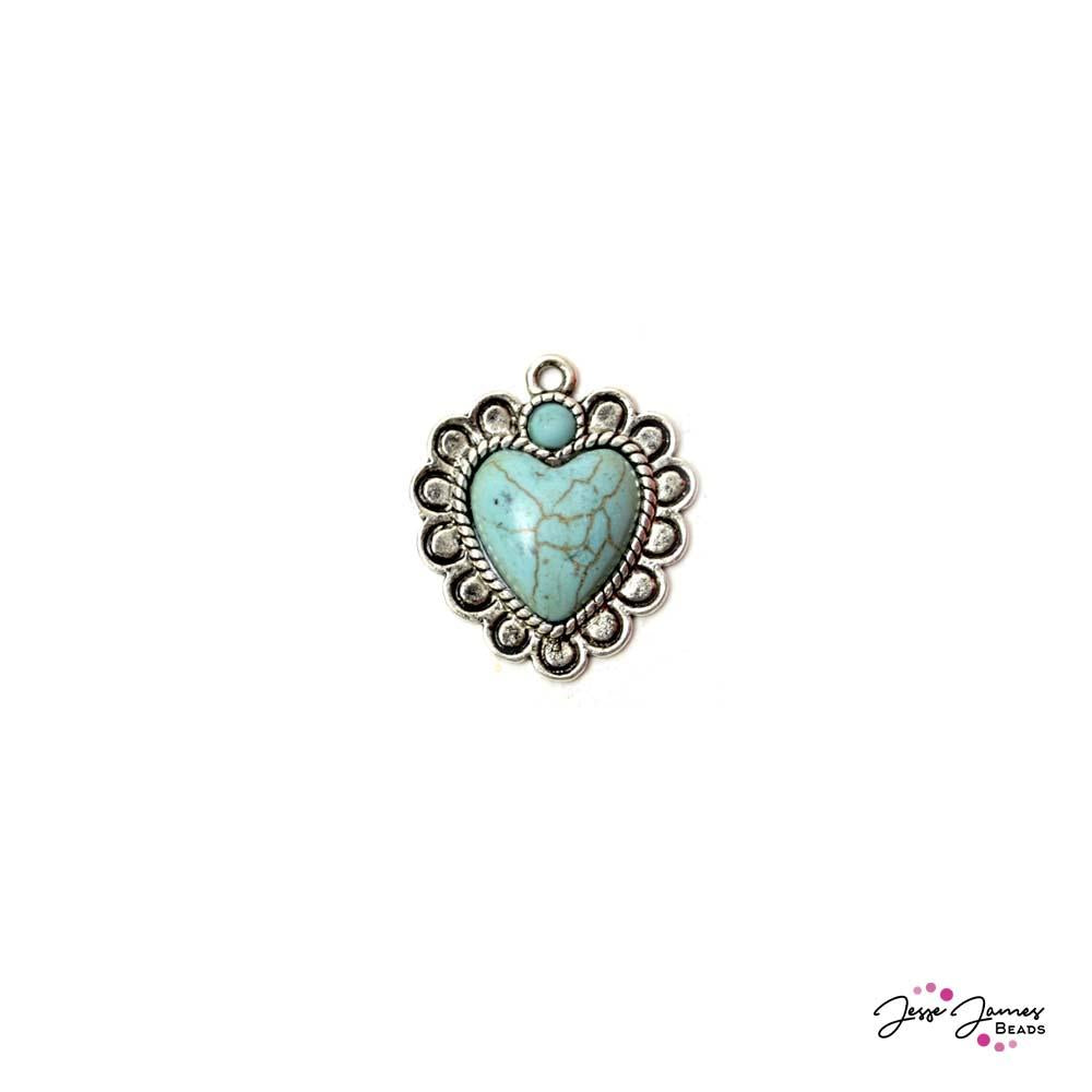 Charm Southwest Love Heart