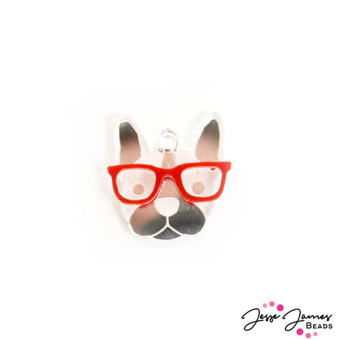 SparkleMonster x JJB Cool Frenchie Charm