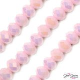 Strawberry Lemonade 14MM Glass Bead Set