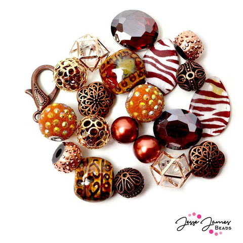 Sugar Almond Inspiration Bead Mix
