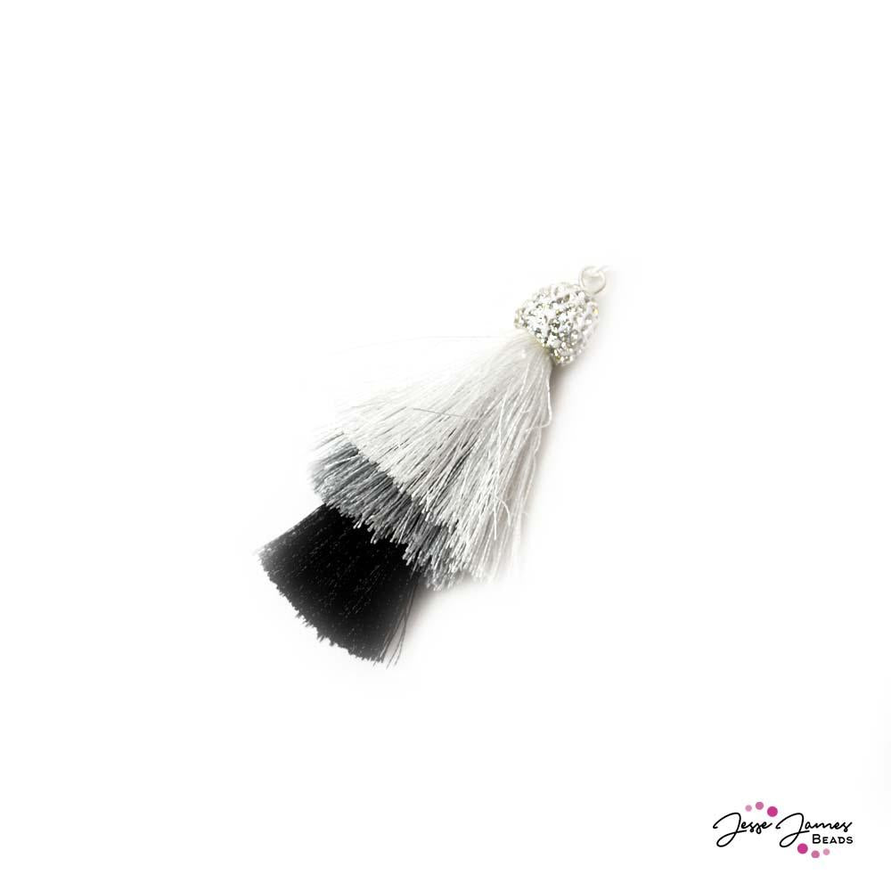 Swagger Tassel in Black Tie Event