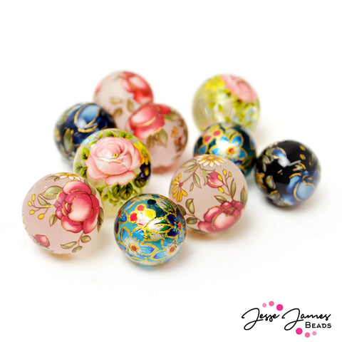Bead Bundle in Japanese Tensha Beads